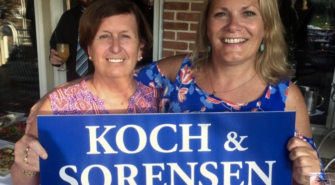 Election Time: Q&A with Sorensen & Koch, Fair Haven GOP Borough Council Candidates