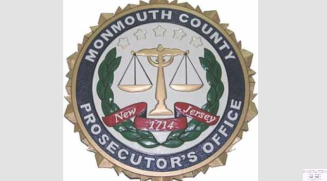Prosecutor: Monmouth County Man Charged in Homicide