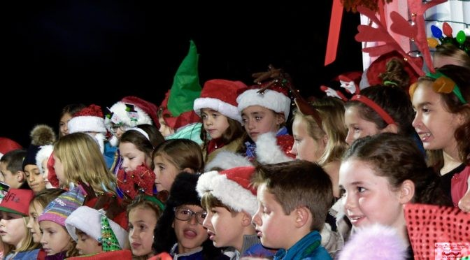 Focus: Getting Festive at Rumson's Tree Lighting