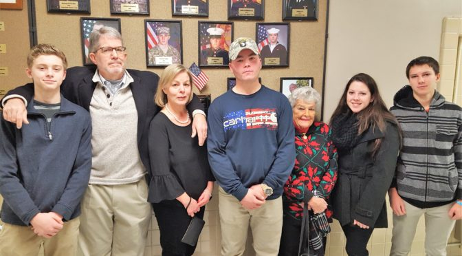 Pierson Dey, U.S. Army: Knollwood's Latest 'Wall of Honor' Inductee