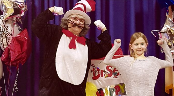Celebrating Dr. Seuss in Fair Haven Schools