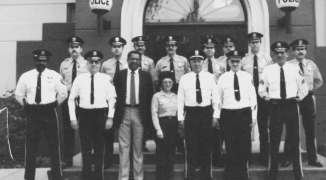 Police Week: Retro Fair Haven Police
