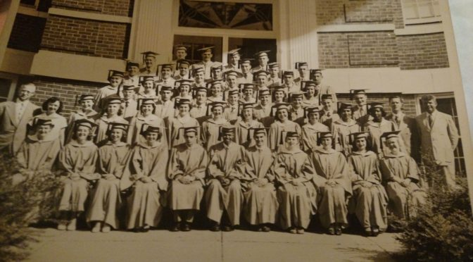 Retro Rumson High Grads of 1950
