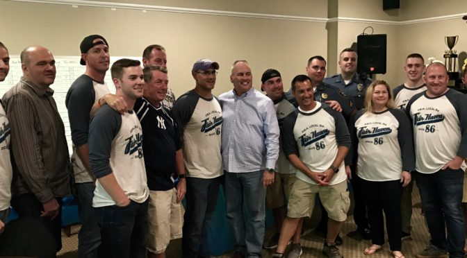 Focus: Fair Haven PBA Beefsteak Dinner Fun