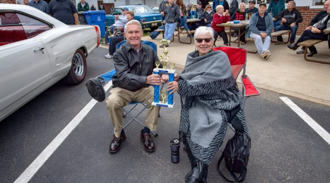 Focus: A FHFD Showing of Classic Cars & Families