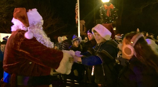 Focus: Santa Comes to Fair Haven