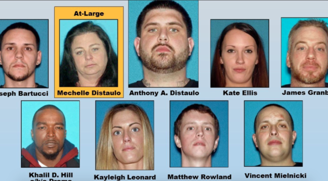 Prosecutor: Heroin Trafficking Network Busted
